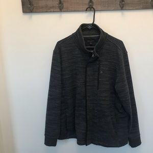 Charcoal Gray Banana Republic coat